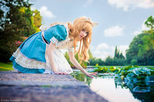 Alice's World (Sakizou Vr.) - Alice by oShadowButterflyo