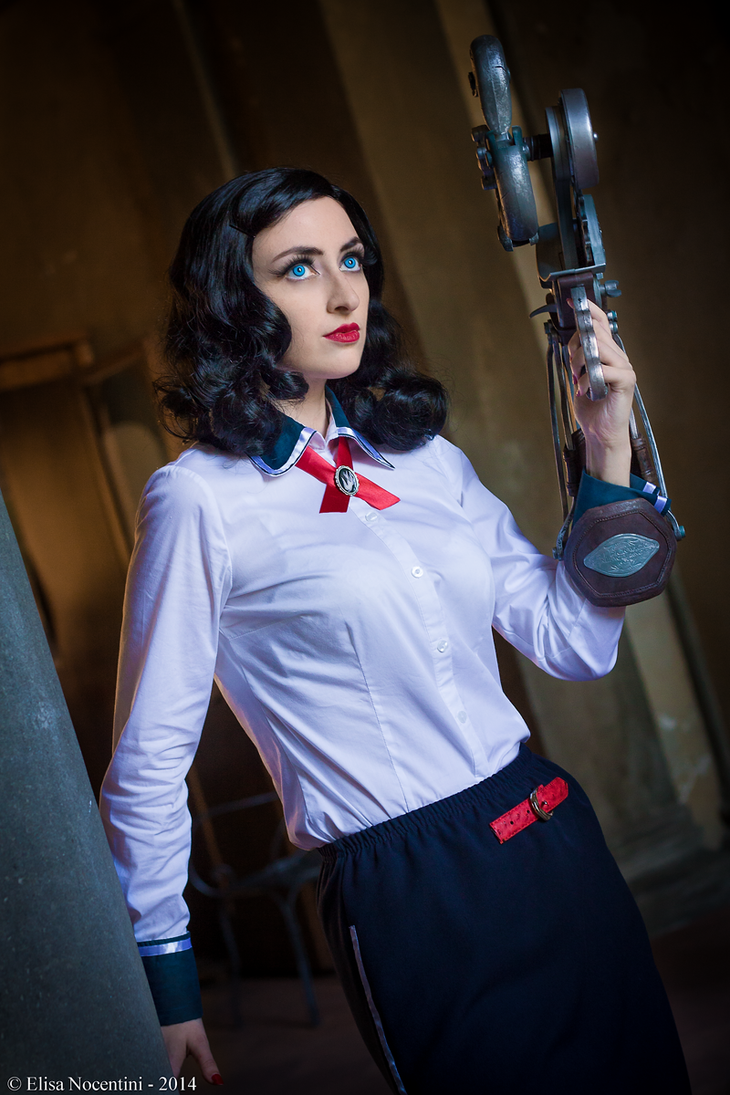 Elizabeth - BioShock Infinite: Burial at Sea by oShadowButterflyo
