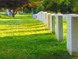 American Grave by LittleKidd