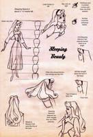 Sleeping beauty tutorial by hp4life