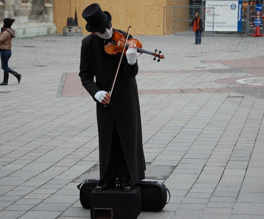 Fiddler by ackermaennchen