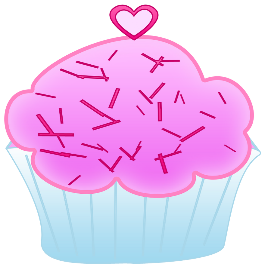 Vanilla Cupcake Clipart Images & Pictures - Becuo