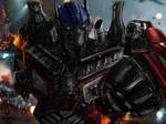 Optimus Prime Final