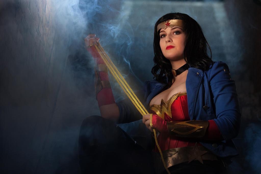 Wonder Woman VII by Draugwenka