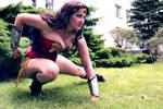 Angry Wonder Woman