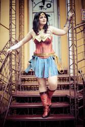 Wonder Woman by Draugwenka
