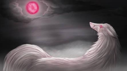 Bloody Moon by MrsEndless