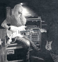 A Matter of Life and Death - Janick Gers