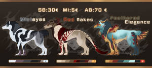 Wolf Adoptables #3 [Closed]