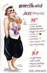 #MeettheArtist by Jackie-M-Illustrator