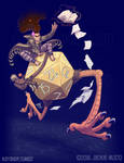 Witchsona 2016 by Jackie-M-Illustrator