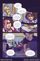 Kay and P: Issue 18, Page 16 by Jackie-M-Illustrator