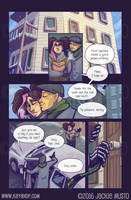 Kay and P: Issue 18, Page 18 by Jackie-M-Illustrator