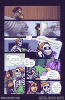 Kay and P: Issue 18, Page 19 by Jackie-M-Illustrator