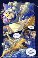 Lady Skylark and the Queen's Treasure - Page 206 by Jackie-M-Illustrator