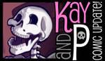 Kay and P: Super Skel, page 02 by Jackie-M-Illustrator