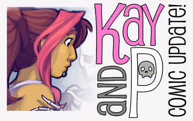 Kay and P: Issue 26, Page 13