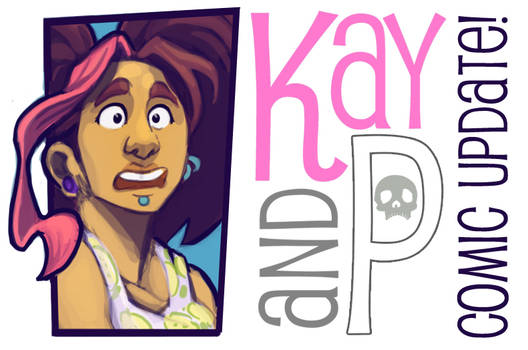Kay and P: Issue 26, Page 14