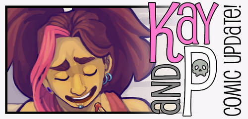 Kay and P: Issue 28, Page 16