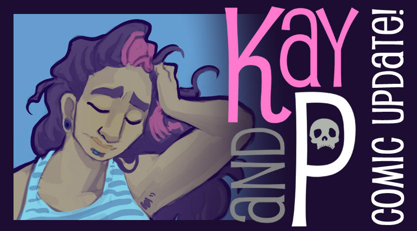 Kay and P: Issue 30, Page 39