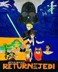 Star Wars Return of the Jedi (1983) Fan-Movie