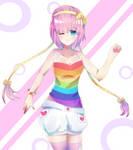 [G] Happy Birthday Neko-Rina