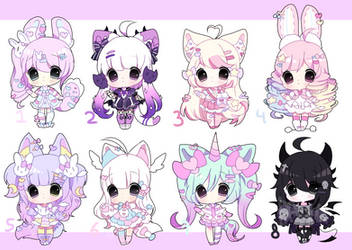 Set Price Adopts [CLOSED TY] by Trashochist