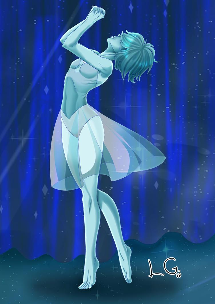 Yes, my Diamond? by Lobismina