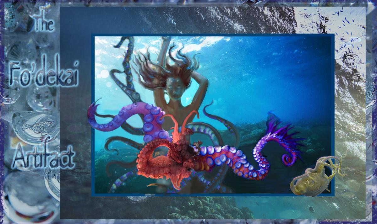 Ocean Dreams by reedymanedkelpie