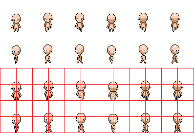 how to add nameplates to 2d rpg charactets