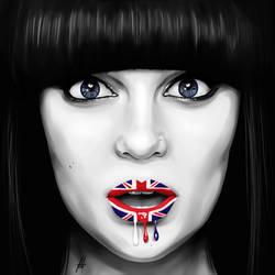 Jessie J by MauroIllustrator