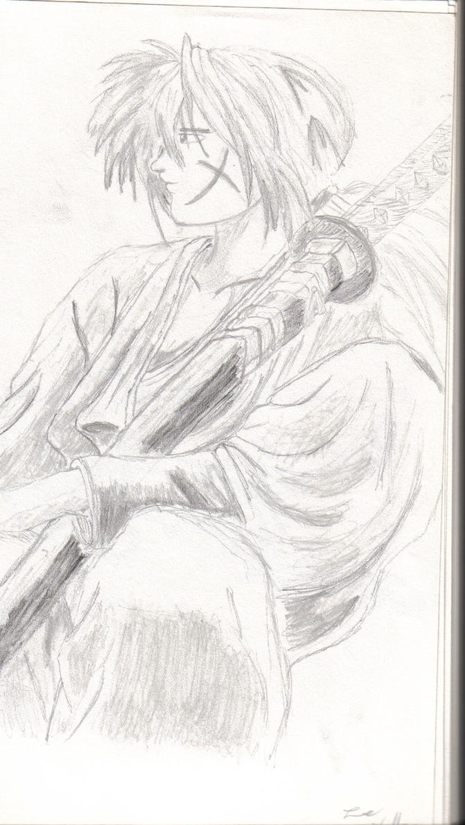 Kenshin by Kid-Tijid