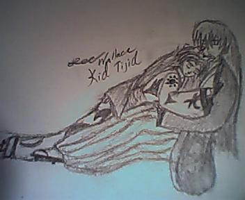 Kid and Umbra by Kid-Tijid