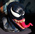 Venom Bust Paint 1 by MalottPro