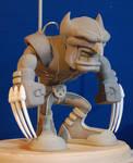 Wolverine Subcast sculpt iso
