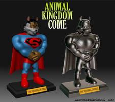 Kingdom Come Super Squirrel