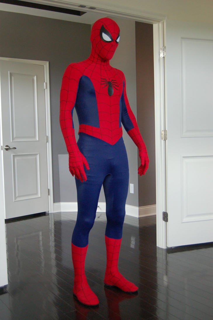 Romita Spider-Man Costume 2 by MalottPro ... & Romita Spider-Man Costume 2 by MalottPro on DeviantArt