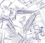 Escher's brainstorm
