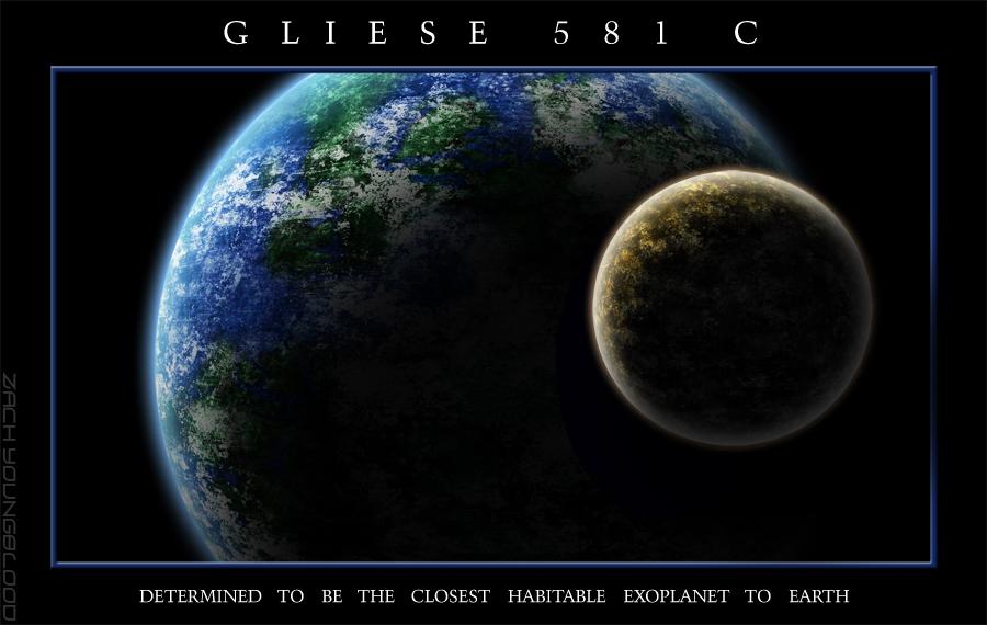 f earth 581 comparedgliese - photo #10