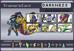 my Black 2 team (story mode) by hellkingstorm