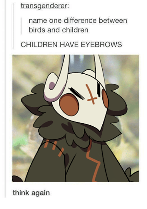 birds vs children by Pyro-Zombie