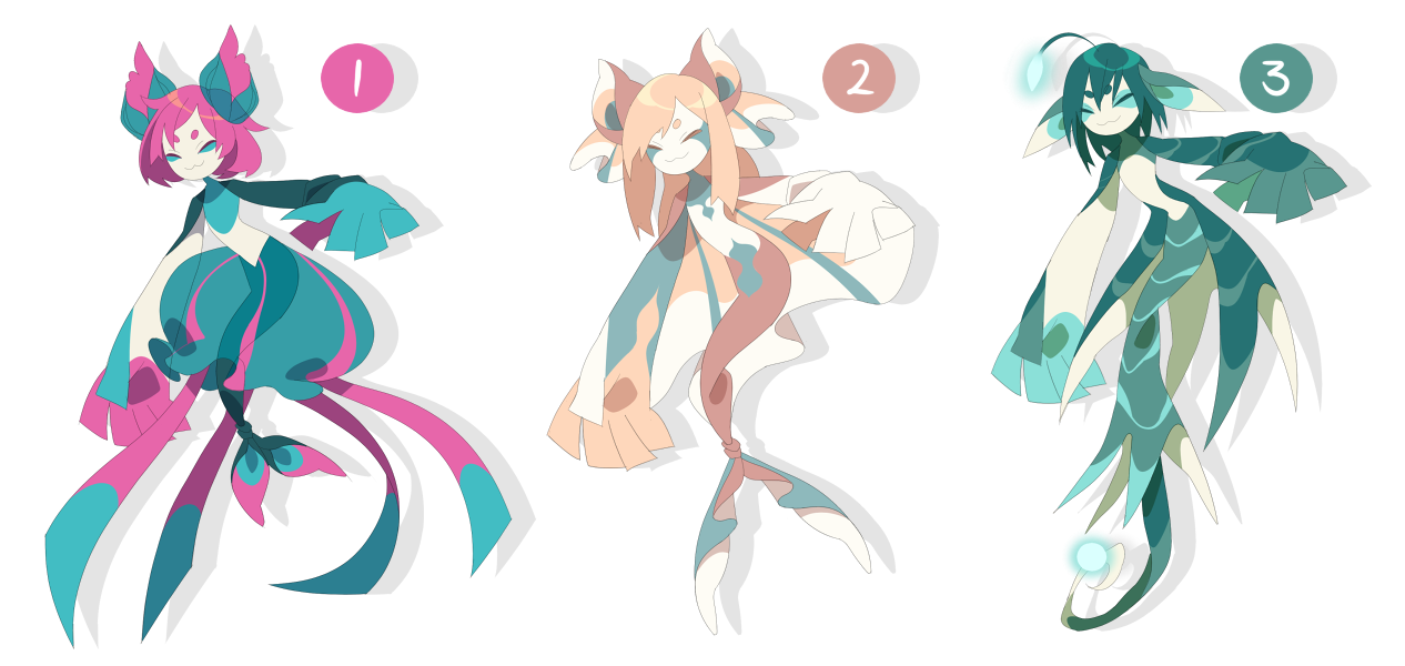 [CLOSED] Plushmaid Sub-Species by Pyro-Zombie