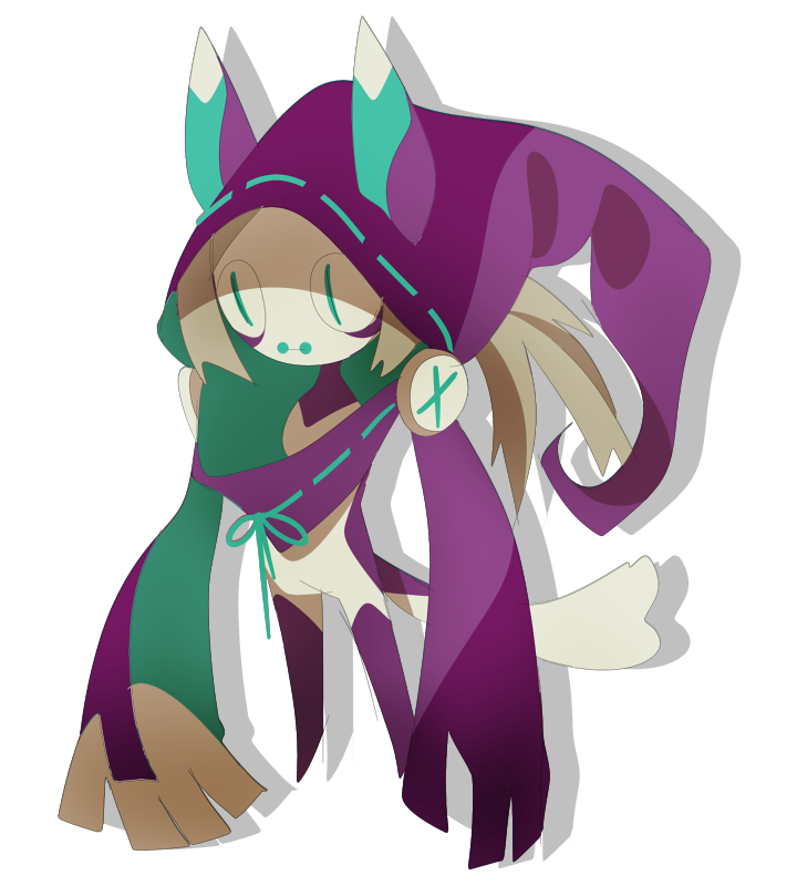 [CLOSED] Plushood 003 by Pyro-Zombie