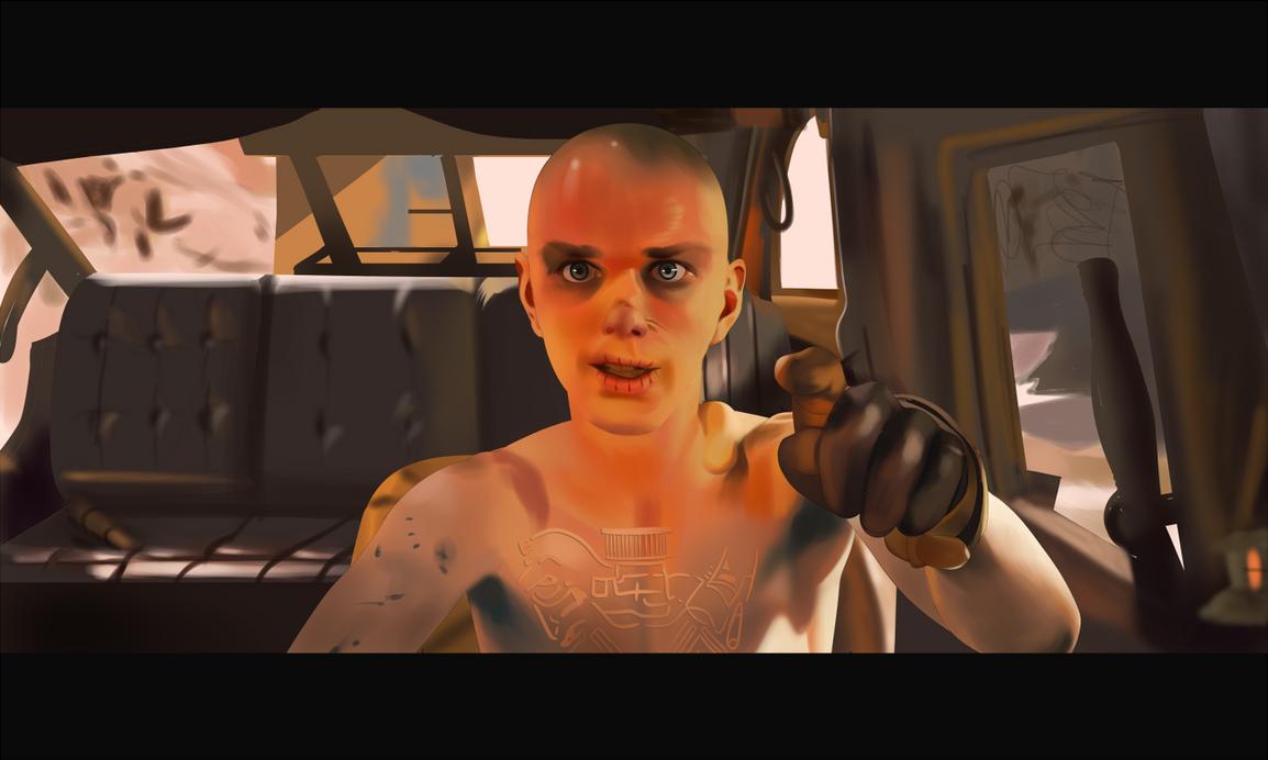Witness me by Pyro-Zombie
