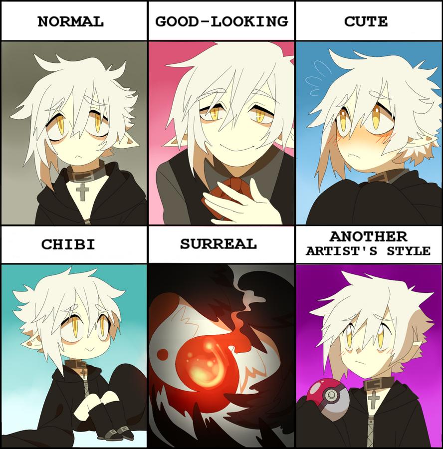 Style Meme by Pyro-Zombie