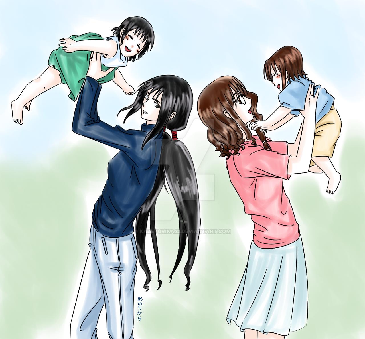 [A Happy Family] By Kazeyurika22