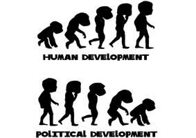 Human an Political Development by brentwmc