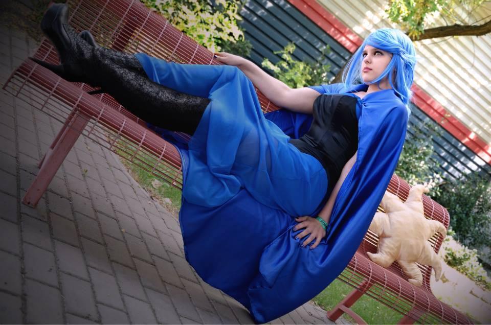 MLP-Princess Luna by nekoshoujo15