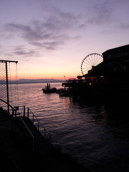 Down by the Docks - Seattle