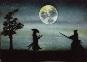 Samurai Showdown. Bout 1 by HipMadeArt